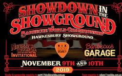 Showdown in the Showground Barbecue World Championship