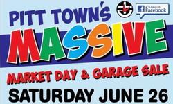 Pitt Town's Massive Market Day & Garage Sale
