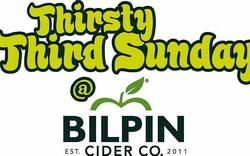Thirsty Third Sunday at Bilpin Cider