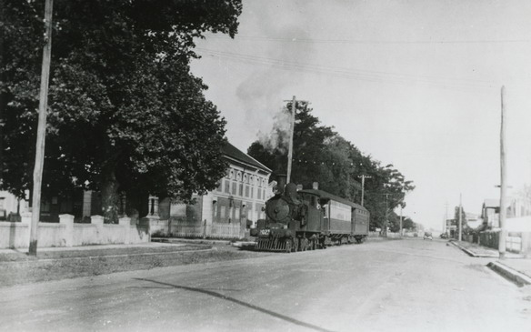 Hawkesbury's forgotten rail line from Richmond to Kurrajong