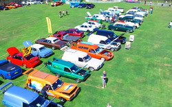 Oakville Fire Brigade Family Day and Car Show