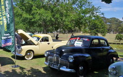 48 & FJ Holden Owners Club NSW Annual Club Display