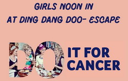 Girls Noon In - Fundraising Event at Ding Dang Doo