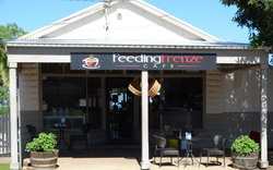 Feeding Frenze Café
