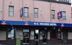 R.G. McGees Hotel