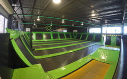 Planet X Indoor Trampoline Park