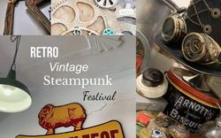 Retro Vintage Steampunk Festival