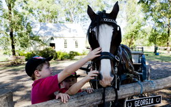 School Holiday Activities at Australiana Pioneer Village