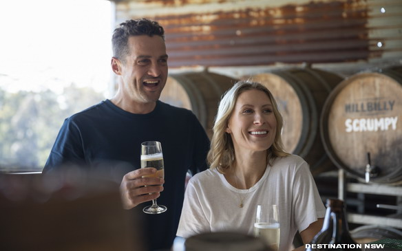 Discover Hawkesbury's cider, wine and spirits
