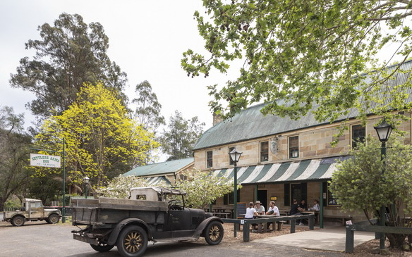 Uncover the 5 best historic pubs in the Hawkesbury