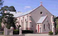 St Matthews Catholic Church (1840)