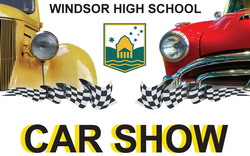 Windsor High Car Show
