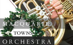 Macquarie Towns Orchestra Christmas Concert