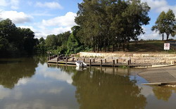 Governor Phillip Reserve Boat Ramp