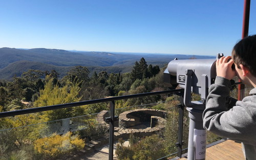 Mt tomah vista