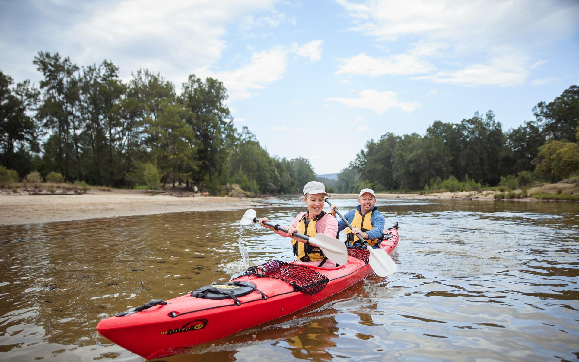 Navua kayaking