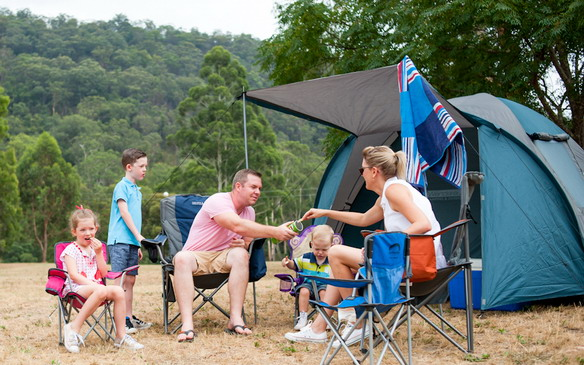 Colo River Camping