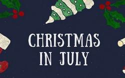 Riverside Oaks Christmas in July