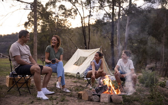 5 Reasons to camp close to home
