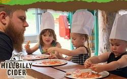 Hillbilly Kids Cooking Class