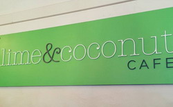 Lime & Coconut Cafe