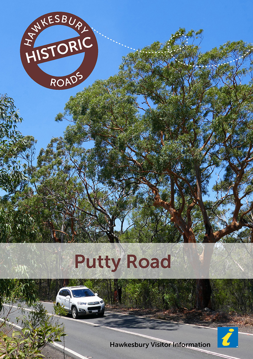 Putty Road cover