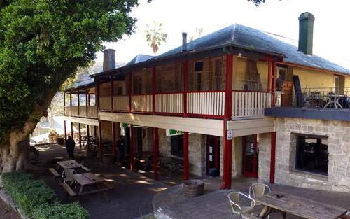 Wisemans Pub