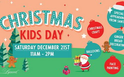 Christmas Kids Day at Lynwood Country Club