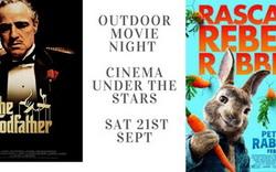 Garden Movie Night - Cinema under the stars