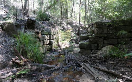 Old convict bridge