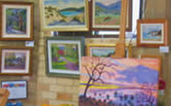 Yvonne West Fine Art Studio