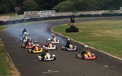 Butterfly Farm - Indy 800 Kart Track